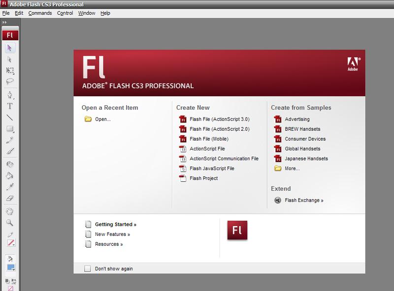 adobe flash player cs3 free download full version